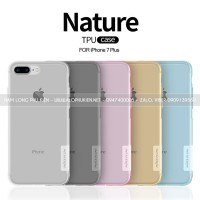 Ốp lưng iPhone 7 Plus silicon Nillkin