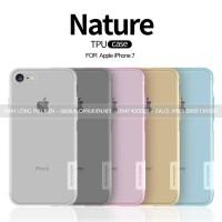 Ốp lưng iPhone 7 silicon Nillkin dẻo chính hãng
