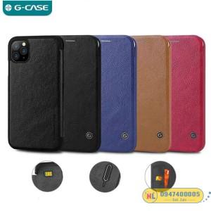 Bao da iPhone 11 Pro Max 6.5 G-case chứa thẻ ATM