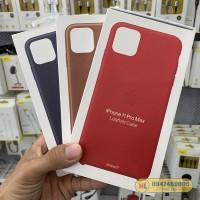 Ốp da ZIN iPhone 11/11 Pro/11 Pro Max cao cấp