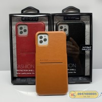 Ốp lưng iPhone 11 Pro Max 6.5 inch G-Case CardCool Series chứa thẻ