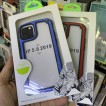Ốp lưng iPhone 11/11 Pro/11 Pro Max TOTU lưng mika viền chống sốc