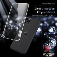 Ốp silicon iPhone 11 5.8 silicon trong suốt Nillkin chính hãng