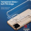 Ốp lưng iPhone 11/ 11 Pro Max Benks lưng kính trong suốt