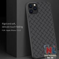 Ốp lưng iPhone 11/ 11 Pro/ 11 Pro Max Nillkin Fiber Carbon họa tiết