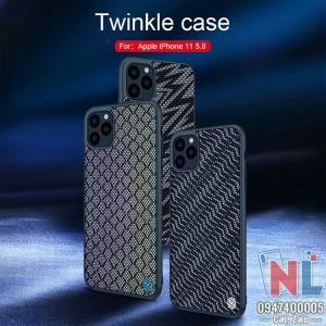 Ốp lưng iPhone 11/ 11 Pro/ 11 Pro Max Nillkin Twinkle