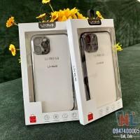 Ốp lưng iPhone 11 Pro Likgus dẻo viền màu khoét từng camera