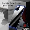 Ốp lưng iPhone 11 Pro/ Pro Max Baseus cứng trong viền màu