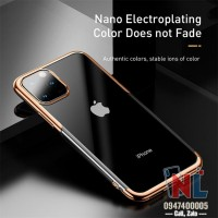 Ốp lưng silicon iPhone 11 Pro/ Pro Max Baseus Shining
