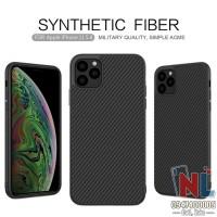 Ốp lưng iPhone 11 Pro/ Pro Max Nillkin Fiber Carbon