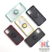 Ốp lưng iPhone 11 Pro/ Pro Max Sulada có ring chống lưng