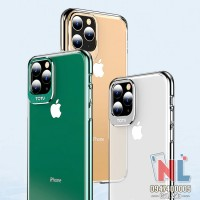 Ốp lưng iPhone 11 Pro/ Pro Max cứng trong Totu Sparkling Series