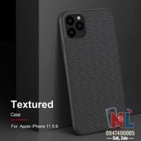 Ốp lưng iPhone 11/ 11 Pro/ 11 Pro Max Nillkin Textured chính hãng