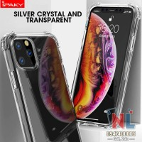 Ốp lưng iPhone 11 Pro/ 11 Pro Max trong suốt Ipaky chống sốc