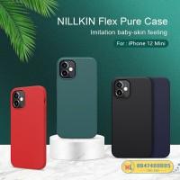 Ốp lưng iPhone 12 Mini silicon Nillkin Flex chính hãng