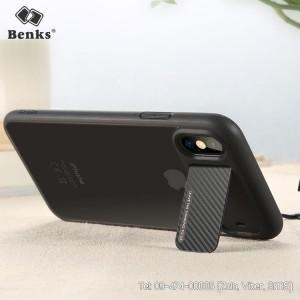 Ốp lưng Benks iPhone X Magic Mochi chống lưng