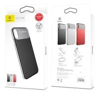 Ốp lưng iPhone X Baseus Lotus case chống sốc