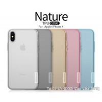 Ốp lưng silicon iPhone X Nillkin chính hãng