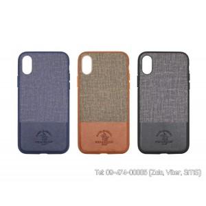 Ốp lưng iPhone X/ XS Polo Santa Barbara