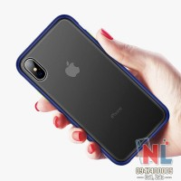 Ốp lưng iPhone XR/X/XS Max Totu Gingle Series viền TPU