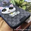 Ốp lưng iPhone X/ XS Max NX Case thêu hình chú mèo