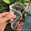 Ốp lưng iPhone X Silicon OU Case dẻo trong chống sốc