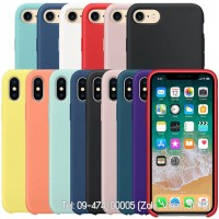 Ốp lưng iPhone X Zin silicon Apple case