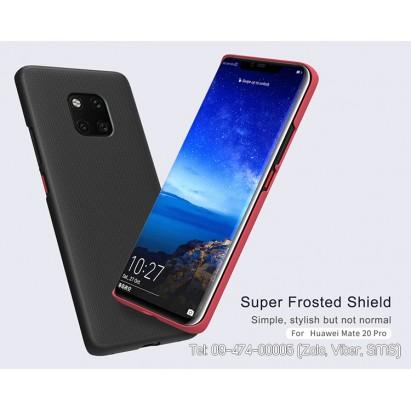 Ốp lưng Huawei Mate 20 Pro Nillkin chính hãng