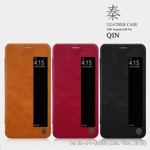 Bao da Huawei P20 Pro Nillkin Qin chính hãng