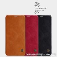 Bao da Xiaomi Mi 8 Nillkin Qin chính hãng giá rẻ HCM