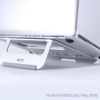 Giá đỡ tản nhiệt Macbook, Laptop dòng Stand bằng nhôm