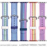 Dây đeo Apple Watch chất liệu vải nhiều màu
