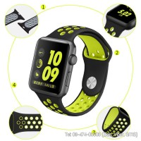 Dây đeo đồng hồ Apple Watch Nike tổ ong