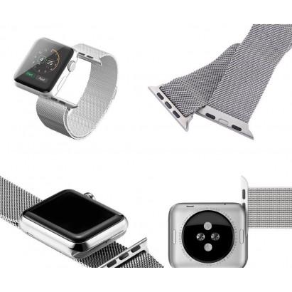 Dây đeo đồng hồ Apple Watch Milanese chính hãng đủ size