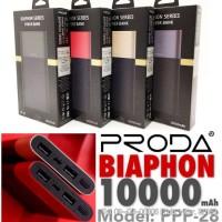 Pin sạc dự phòng Proda PPP-28 10.000mAh