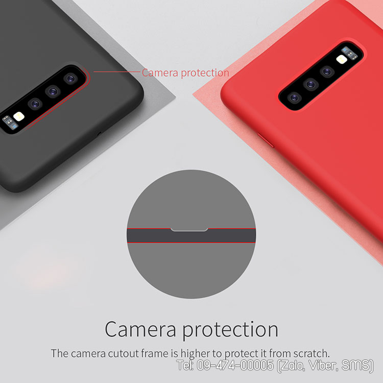 Ốp silicon SamSung Galaxy S10