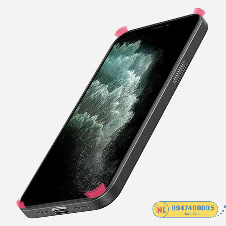 ốp lưng iphone 12 pro max memumi mỏng