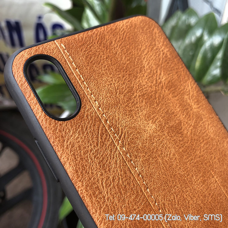ốp da iphone xs max meanlove quận 2