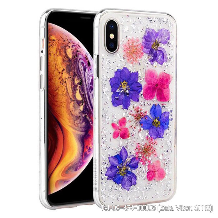 ốp lưng iphone xs max switch eassy hoa thật