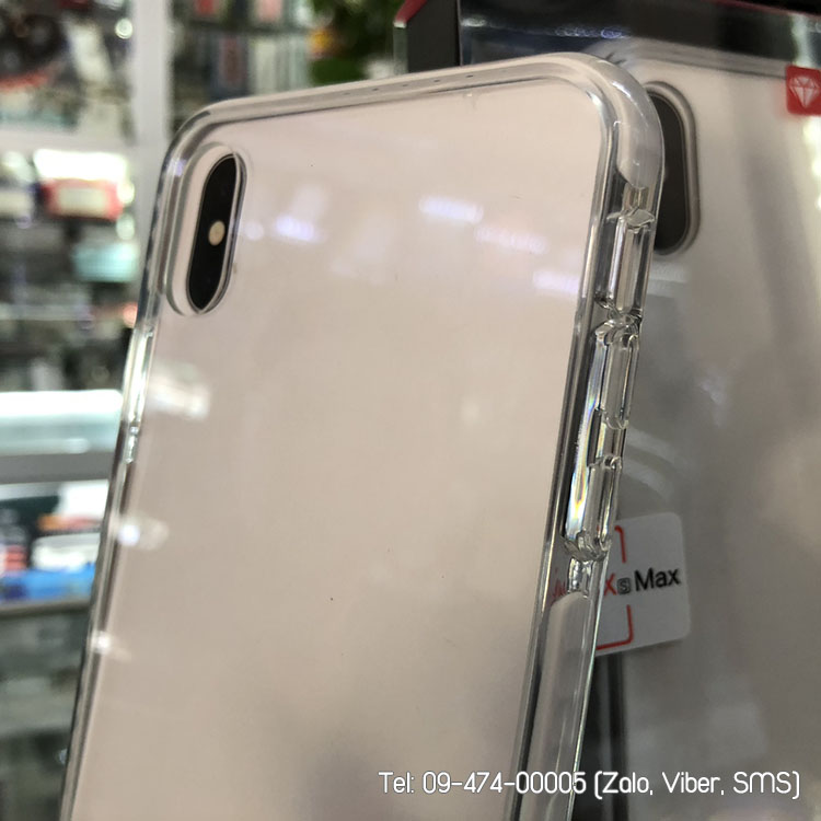 ốp lưng iphone xs max x-fitted chống sốc