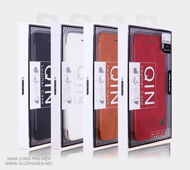 Bao da Iphone 6 Plus Nillkin QIN