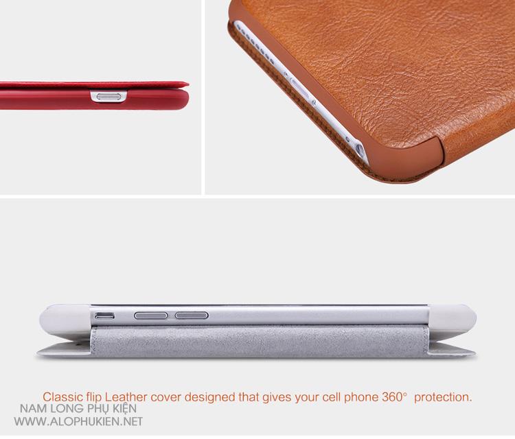 Bao da Iphone 6 Plus da bò 100%