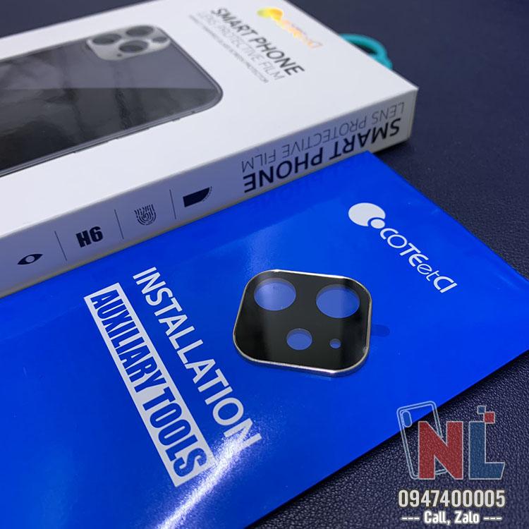 khung kính bảo vệ camera iphone 11 quận 2