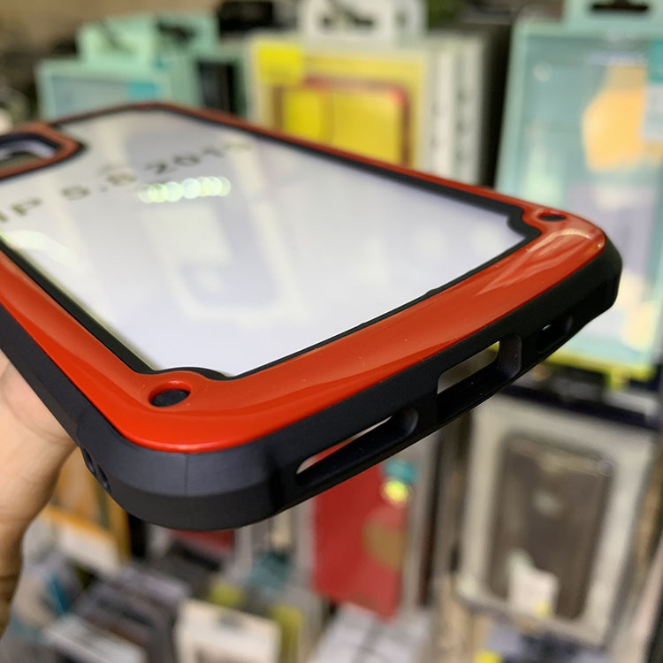ốp lưng iPhone 11 Pro Max viền chống sốc