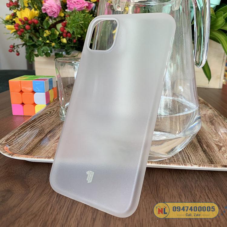 ốp lưng iphone 11 pro siêu mỏng tphcm