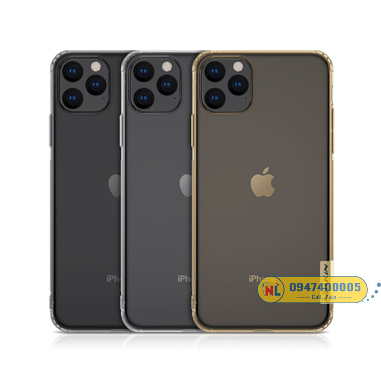 ốp silicon iphone 11 6.5