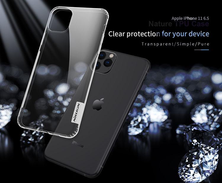 ốp silicon iphone 11 6.5 cao cấp