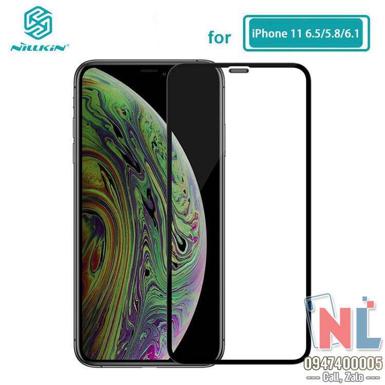 cường lực iphone 11 pro max nillkin