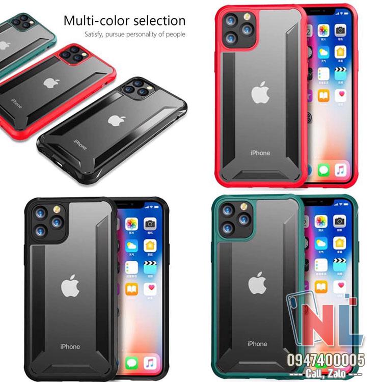 Ốp lưng iPhone 11 Pro Max Likgus Mola chống sốc