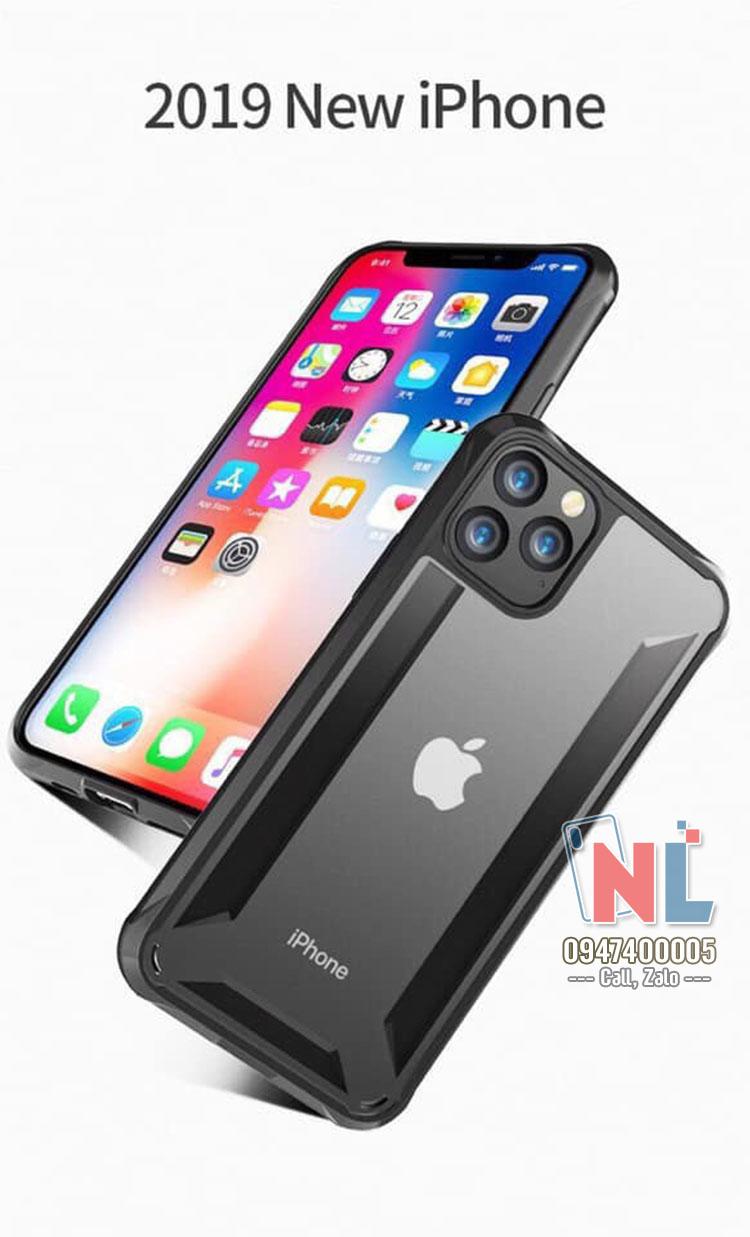 Ốp lưng iPhone 11 Pro Likgus Mola chống sốc